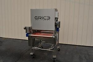New Grice Economy Topping Waterfall Depositor Applicator