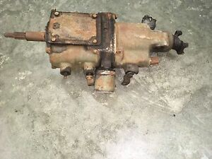 Original Borg Warner Jeep Willys Overland 3 Speed Over Drive Transmission Rare