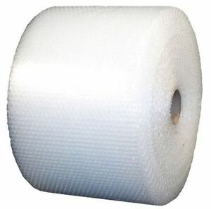 5 16 200 Ft X 12 Bubble Wrap Medium Perforated Shipping Moving Roll Usa Made