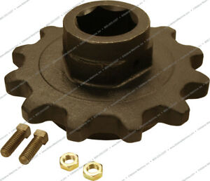 766379 Feederhouse Chain Sprocket Outer For Ford New Holland Tr75 Combines