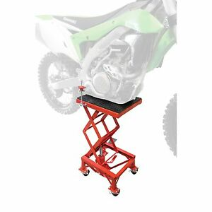 Extreme Max 5001 5083 Hydraulic Motorcycle Lift Table 300 Lb