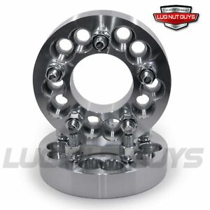 2 Wheel Adapters 5x4 5 Or 5x4 75 To 5x5 5 1 25 Spacers