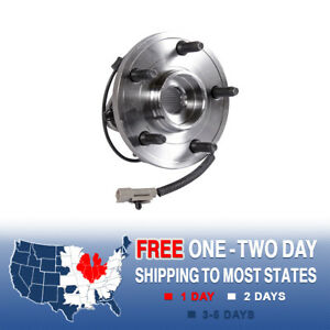 1 New Front Wheel Hub Bearing Assembly Jeep Commander Grand Cherokee 4wd 4x4 Rwd