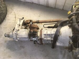 1994 Jeep Wrangler 5 Speed Transmission