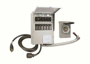 Reliance Controls 306crk Pro tran 2 Manual Transfer Switch Kit