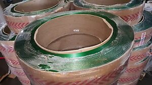 Samuel Sm Plastic Strapping Coil 28 Green 16 X 6 3 4 2 700 P3450smg027b4