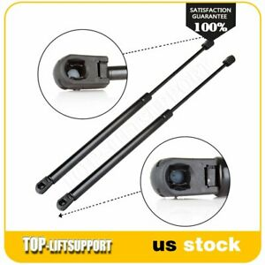 2x Tonneau Cover Top Truck Cap Gas Charged Lift Support Shock Struts C160855a