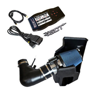 2015 2016 2017 Mustang Gt 5 0 Pmas Cold Air Intake Sct X4 7015 N Mt13 1 Kit New