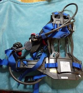 Survivair Scba Self Contained Breathing Apparatus Used Training Only
