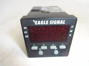 Eagle Signal Multifunction Digital Led Timer Module