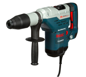 Bosch 13 Amp Corded 1 5 8 In Sds max Variable Speed Rotary Hammer Drill