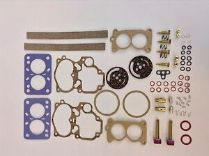 Carter Wdo 2bbl Carburetor Kit 1938 1940 Cadillac V16 407s 408s Does Both Carbs