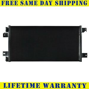 Ac Condenser For Jeep Compass Dodge Caliber Chrysler 200 Without Oil Cooler