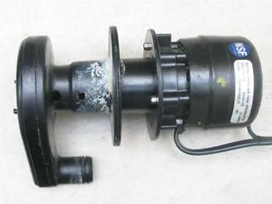 Manitowoc Msp2 8252703 Ice Machine Water Pump 230v Osp b6hubej2 21 Amps