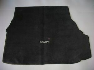 00 01 02 03 04 Toyota Avalon Rear Trunk Carpet Cargo Cover Floor Mat Tray Oem