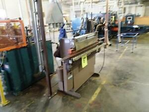 Voorwood Model A112 Shape And Sand woodworking Machinery