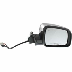 New Ch1321358 Passenger Side Mirror For Jeep Grand Cherokee 2011 2016