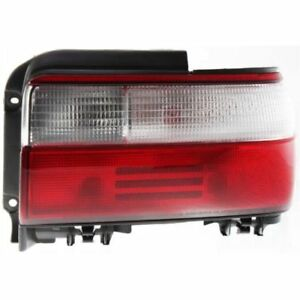 New To2801127 Passenger Side Tail Light For Toyota Corolla 1996 1997