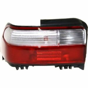 New To2800127 Driver Side Tail Light For Toyota Corolla 1996 1997