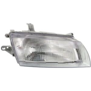 New Ma2503112 Passenger Side Headlight For Mazda Protege 1997 1998