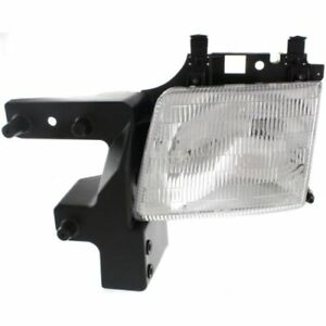 New Ch2502118 Driver Side Headlight For Dodge B1500 1998 2003
