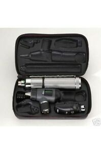 Welch Allyn 3 5v Hal Coax Otoscope Opthalomscope Diagnostic Set 97200 m New