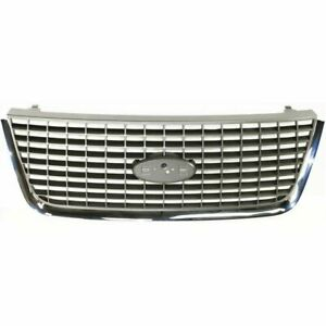 New Fo1200401 Grille For Ford Expedition 2003 2006