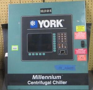 York Millennium Centrifugal Chiller Hmi Membrane With Display Kit 331 01771 000