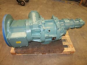 York Rotary Screw Chiller Compressor Model serial No Ycch163l 0709yb 350 Psig