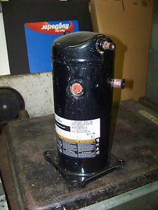 Emerson Copeland Scroll Compressor 460 V 60 Hz 3 Phase Zr57k3e tfd 830 New