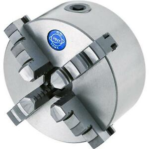 G9834 Grizzly 5 4 jaw Plain Back Scroll Chuck