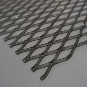 Expanded Sheet flat carbon 4x4 Ft 3 4 9 Direct Metals 41f0759 48x48