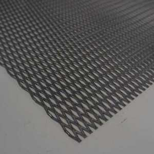 Expanded Sheet flat stl 4 X 4 Ft 1 4 20 Direct Metals 41f02520 48x48