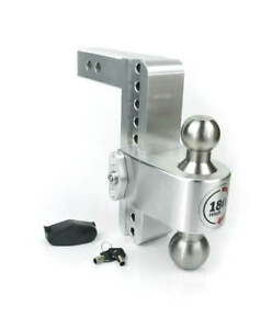 Weigh Safe 180 Hitch With 8 Inch Drop For 2 Inch Shaft Ltb8 2