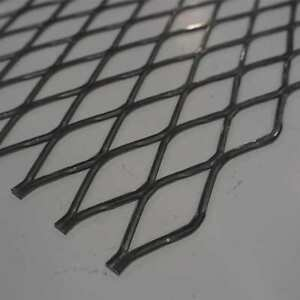 Expanded Sheet flat stl 4 X4 Ft 1 1 2 9 Direct Metals 41f1509 48x48