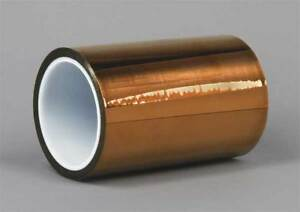 Dupont Kapton Hn Film Tape Polyimide Amber 5 In X 100 Ft G4249077