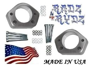 1963 1987 Chevy Gmc C10 C1500 C20 C2500 C30 C3500 Ball Joint Spacers 4 Lift Kit