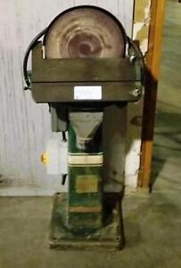 Powermatic Disc Sander Model 35 (Woodworking Machinery)