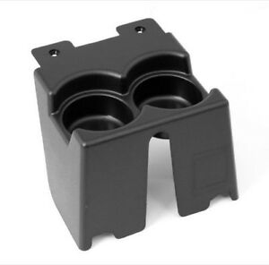 Rugged Ridge Center Console Cup Holder For 84 01 Jeep Cherokee Xj 12035 50