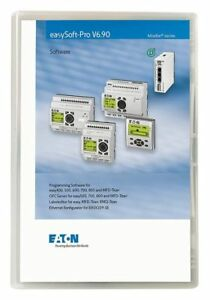 Eaton Easy soft pro Programming Software Easy500 800 Series