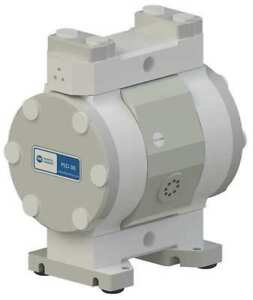 3 8 Ptfe Air Double Diaphragm Pump 5 8 Gpm 212f