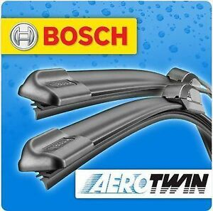Vauxhall Monaro Coupe 04 11 Bosch Aerotwin Wiper Blades pair 22in 20in