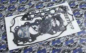 Cometic Top End Head Gasket Kit For 1999 2000 Honda Civic Si B16a2 B16a3 Engines