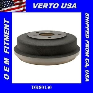 Rear Brake Drum For Ford Transit Connect Fits 2010 2011 2012 2013