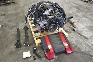 10 15 Chevy Camaro Ss L99 Ls3 6 2 Complete Engine 6l80 Auto Trans Swap Kit 1070