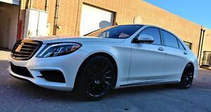 20 New Amg Oem S63 S550 S560 Glossy Black 2016 20 Mercedes Wheels Tires Set 4
