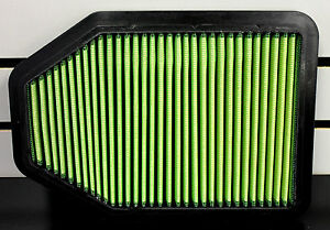 New Green Filter High performance Air Filter 2007 2017 Jeep Wrangler 3 6l 3 8l