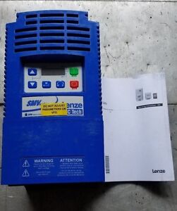 Lenze Ac Tech Variable Speed Drive Esv552no4txb