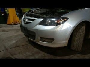 R Front Seat Bucket Leather Air Bag Manual Fits 07 09 Mazda 3 84687