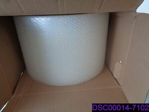 Sealed Air 100031635 Bubble Wrap Self clinging Air cushioned 3 16 Th 12 x175